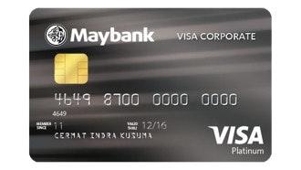 Maybank VISA Corporate