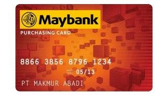 Maybank Purchasing