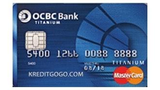 OCBC NISP MasterCard Titanium
