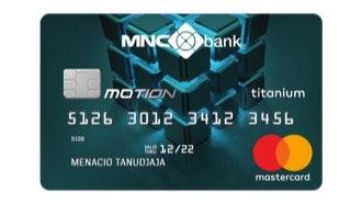 MNC Motion MasterCard