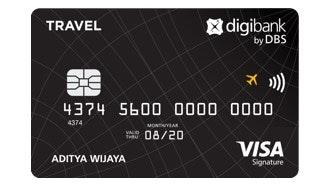 digibank Black VISA Platinum