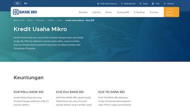 KUR Mikro Bank BRI