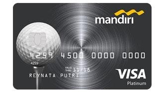 Mandiri Golf Platinum