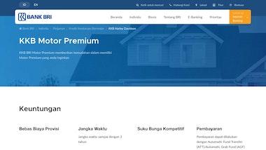 BRI KKB Motor Premium