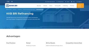 BRI KKB Refinancing