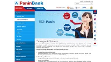 Tabungan RDN Panin Bank