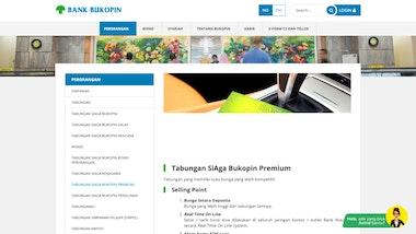 Tabungan SiAga Bukopin Premium
