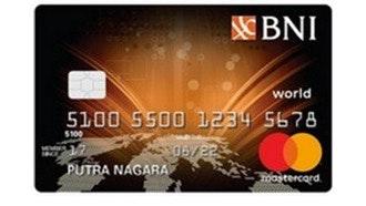 BNI MasterCard World