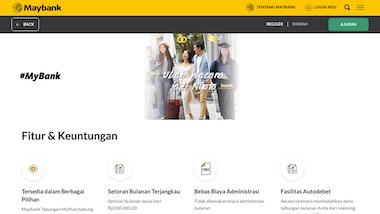 Maybank Tabungan MyPlan