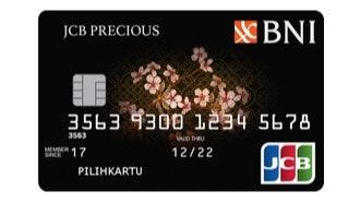 Bni Jcb Precious Bni Moneyduck Indonesia