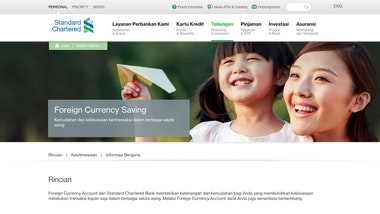 Foreign Currency Saving Standard Chartered