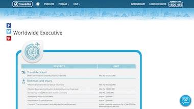 Travellin Worldwide Executive