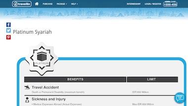 Travellin Platinum Syariah