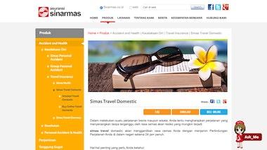 Simas Travel Domestic