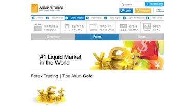 Askap Futures Forex PLATINUM