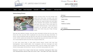 United Asia Futures Forex