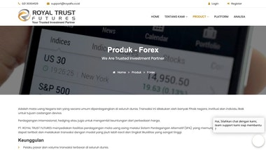 Royal Trust Futures Forex