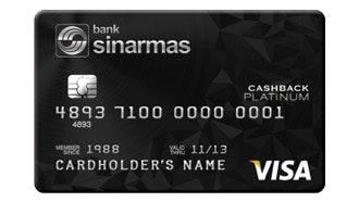 Bank Sinarmas Personal Platinum