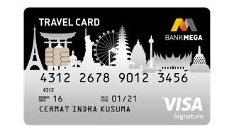 Mega Travel Card