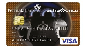 Astra World Permata Gold