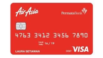 AirAsia Permata Platinum