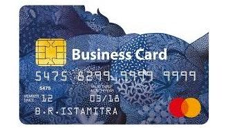BRI Business Card