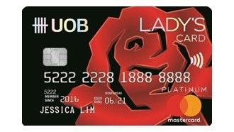 UOB Lady's Card MasterCard Platinum