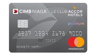 CIMB Niaga World Le Club AccorHotels
