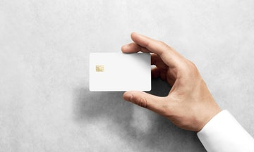 personal line credit card