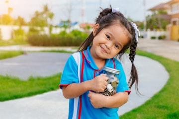 savings account kid