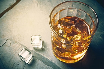 less alcohol