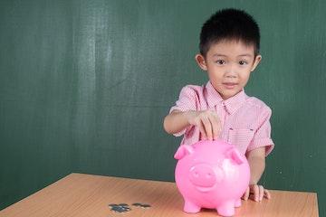 lesson money child