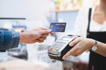 credit card saving petrol