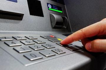 debit card or credit card pin