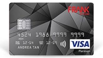 OCBC FRANK Debit Card