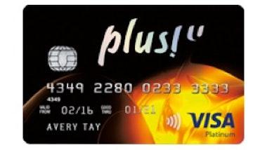 OCBC Plus! VISA Debit Card