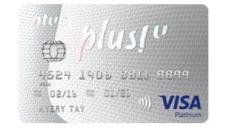 NTUC Plus! VISA Debit Card