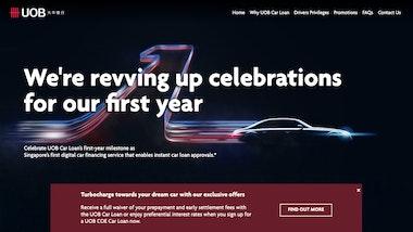 UOB Car Loan