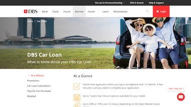 DBS Car Loan