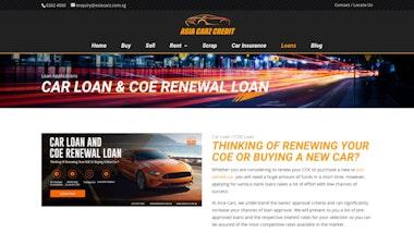 Asia Carz Credit Car Loan