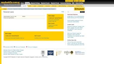 Maybank Personal Loan