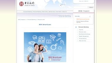 Bank of China $martLoan