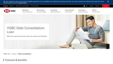 HSBC Debt Consolidation Loan