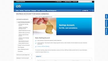 Citibank Basic Banking Account
