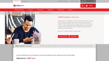 CIMB FastSaver-i Account