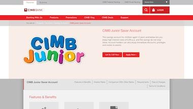 CIMB Junior Saver Account