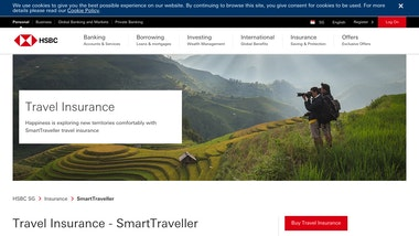 HSBC SmartTraveller (Essential Plan)