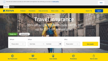 AVIVA Travel Plus