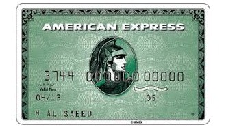 American Express Personal Card