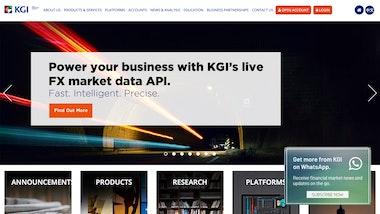 KGI Forex